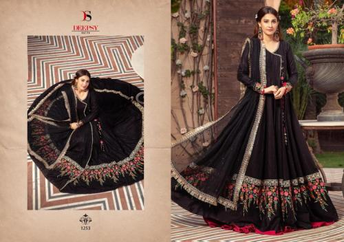 Deepsy Suits Maria B Satin 1253 Price - 1099