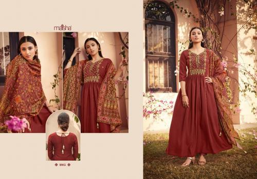 Maisha Maskeen Shanaya 1805 Price - 1039