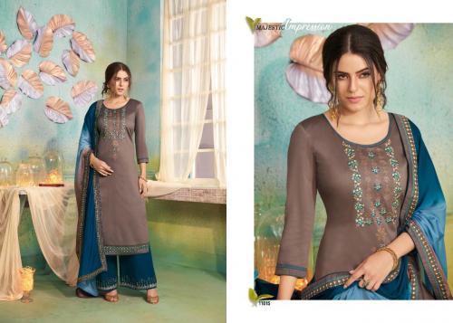 Kessi Fabrics Poshak 11015 Price - 899
