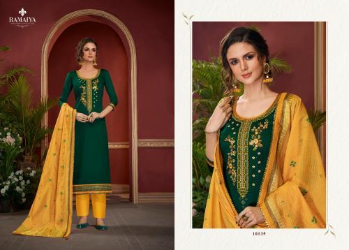 Kessi Fabrics Ramaiya Palkhi 10135 Price - 899