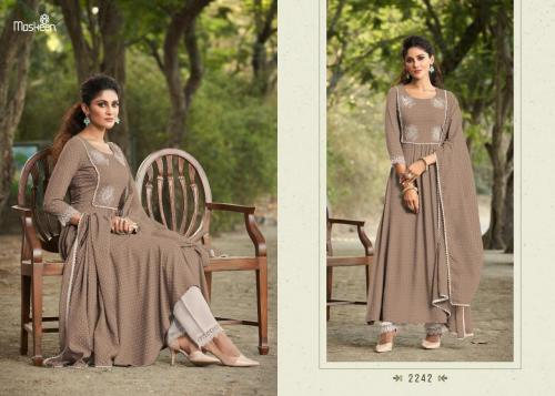 Maisha Maskeen Zeenat 2242 Price - 1185