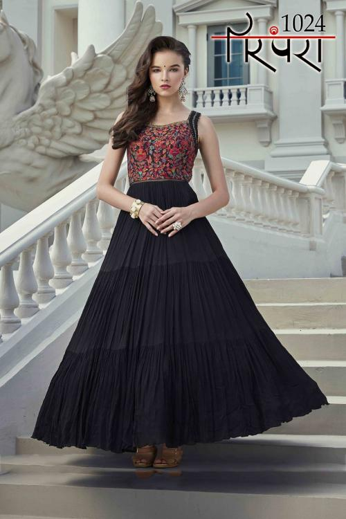 Parampara Gowns 1024 Price - 2425