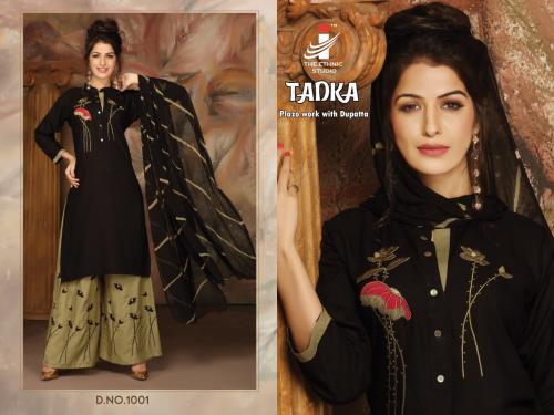 The Ethnic Studio Tadka 1001 Price - 775