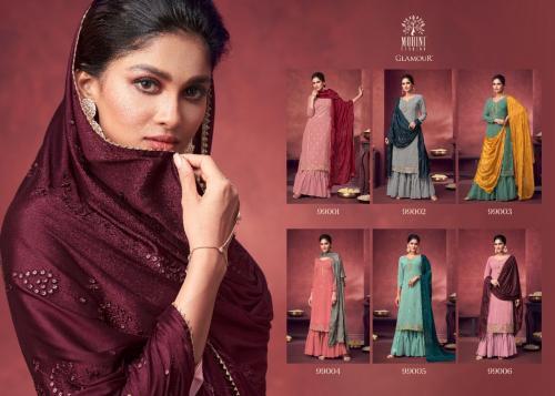 Mohini Fashion Glamour 99001-99006 Price - 8670