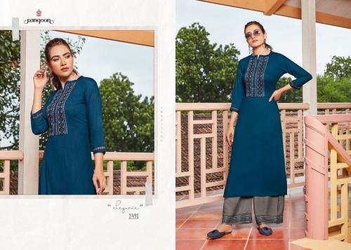 Kessi Fabrics Rangoon Catwalk Vol-3 2491-2496 Series