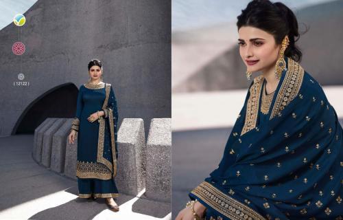 Vinay Fashion Kaseesh Nargish 12122 Price - Inquiry On Watsapp Number For Price
