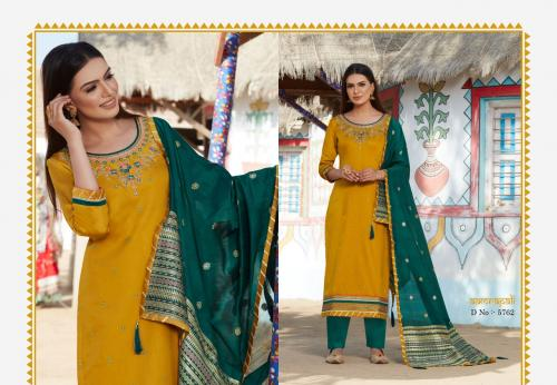 Kessi Fabrics Rajgharana 5762 Price - 949