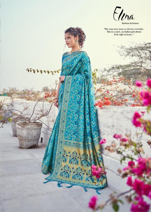 Elina Fashion Mehak Silk 2093 Price - 999