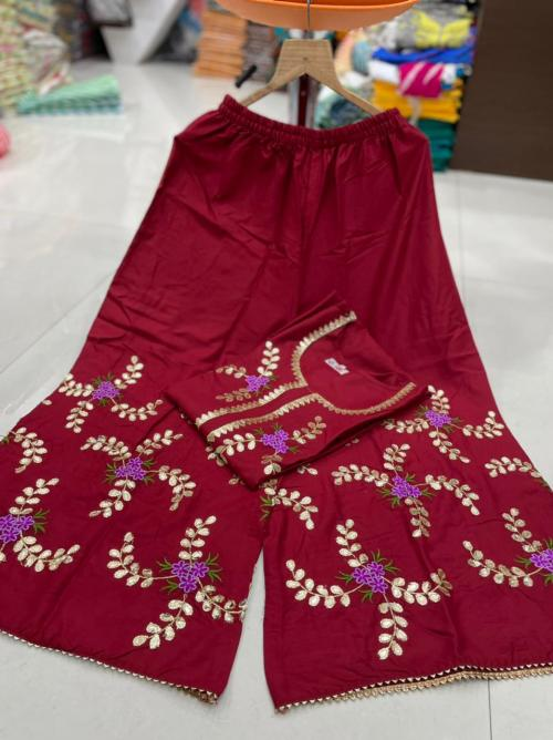 MBL Kurtis With Sharara 151-E Price - 649