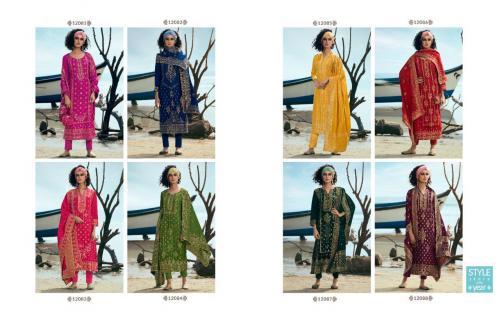 Meera Trendz Zisa Traditional 12081-12088 Price - 13160