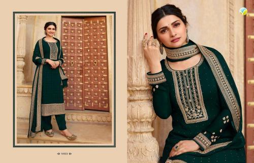 Vinay Fashion Kaseesh Andaaz 14103 Price - 1690