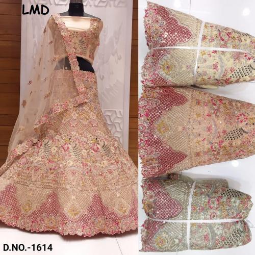 LMD Lehenga 1614 Price - 9700