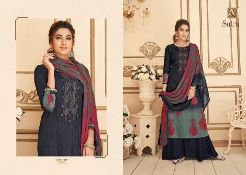 Alok Suits Sutra 578-009 Price - 785