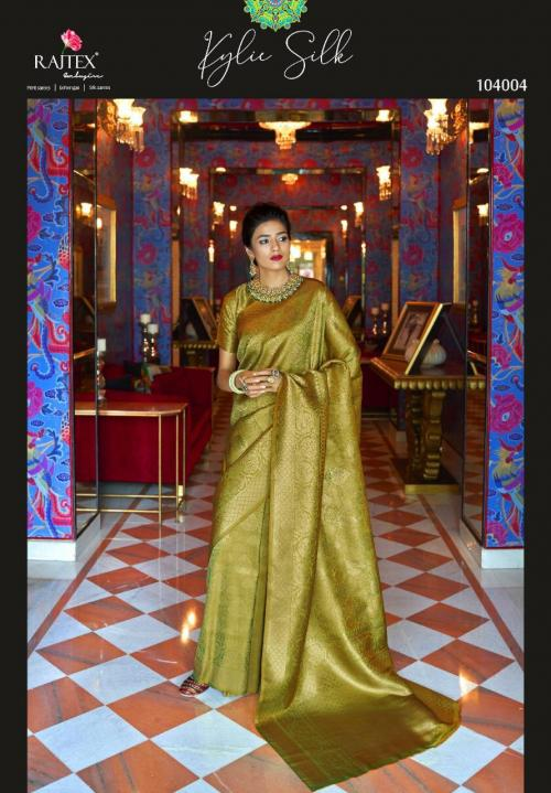 Rajtex Saree Kylie Silk 104004 Price - 1880