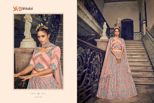 Shubhkala  Brides Vol-1 1701-1705 Series