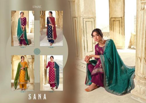 Glossy Simer Sana 8127-8130 Price - 8380