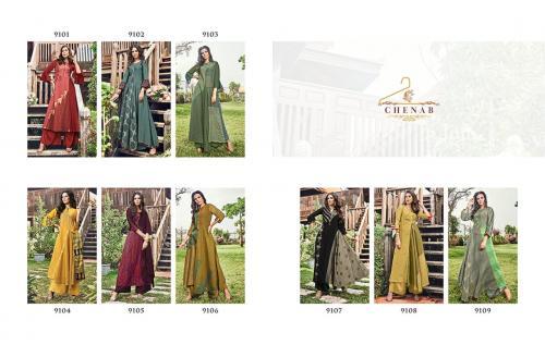 Swagat Chenab 9101-9109 Price - 12320