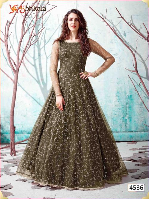 Shubhkala Flory 4536 Price - 1100