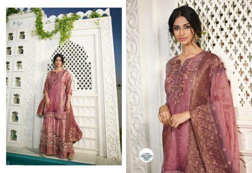 LT Fabrics Nitya Arunima 102 Price - 2599