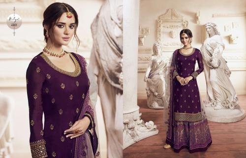 LT Nitya Fabrics Vol-149 4901-4908 Series