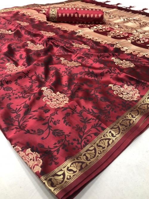 Rajtex Saree Kanushaa Silk 171002 Price - 1560
