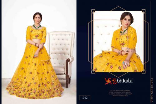 Shubhkala Girly 1742 Price - 3200