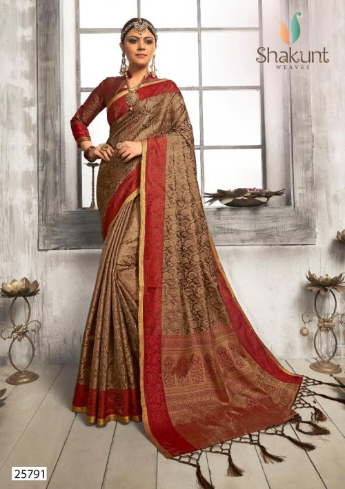Shakunt Saree Giriraj 25791-25796 Series
