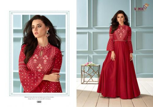 Vamika Fashions Amorina 14002 Price - 1245