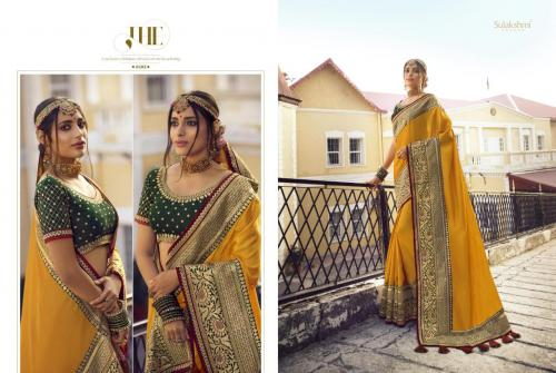 Sulakshmi Saree Sunshine 6405 Price - 2085