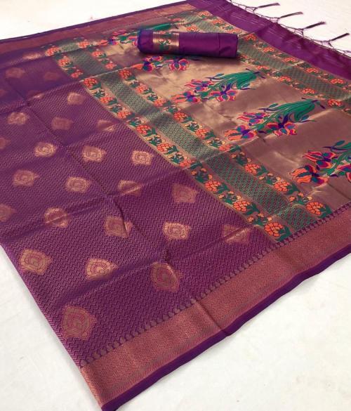 Rajtex Kamaakya Silk 149004 Price - 1615