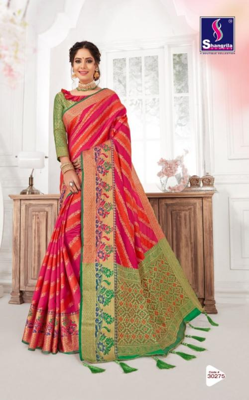 Shangrila Saree Jeevika Silk 30275 Price - 1105