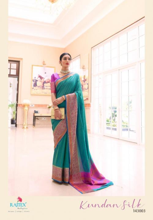 Rajtex Kundan Silk 143003 Price - 935
