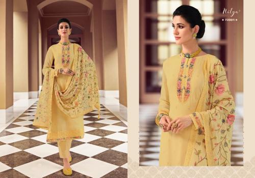 LT Fabrics Nitya Vol-172 72001-72005 Series
