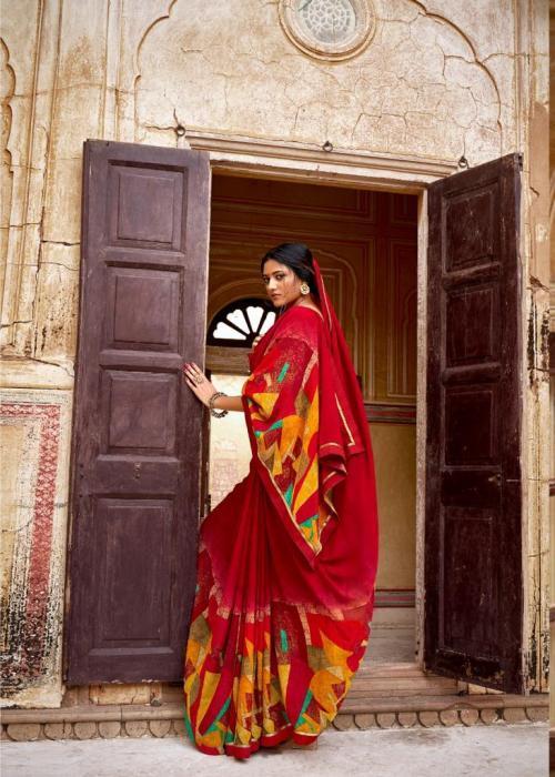 Kashvi Creation Zara 11001-11010 Series