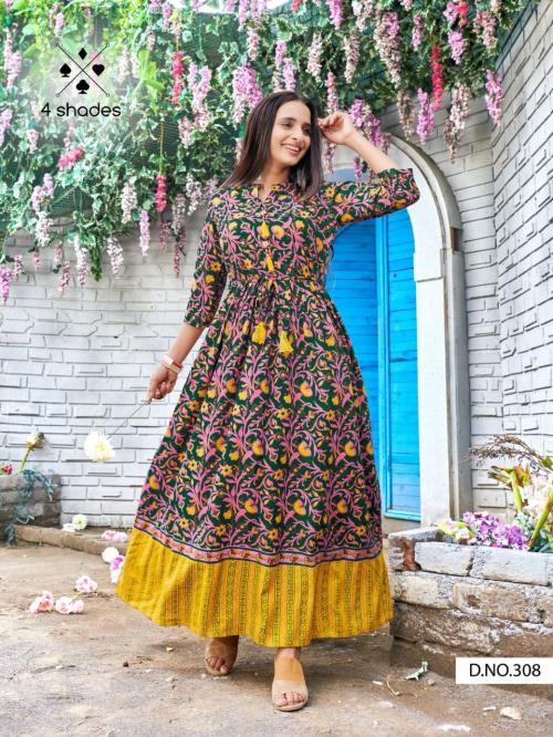 4 Shades Sundari 308 Price - 620