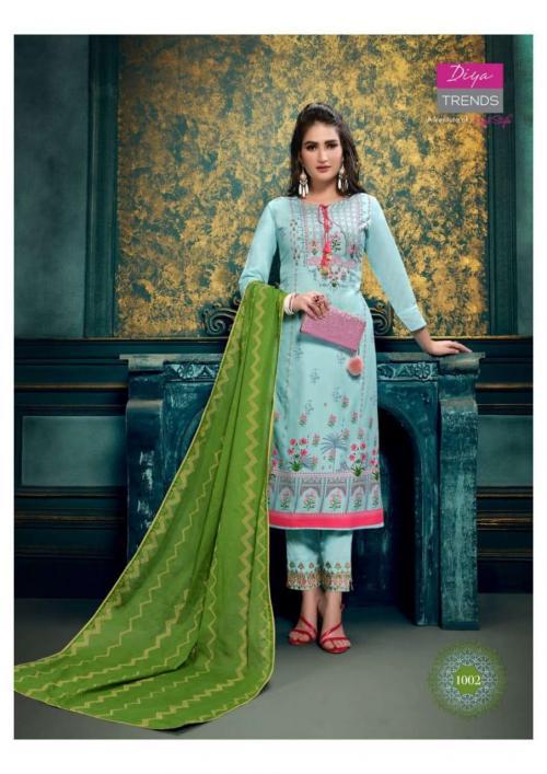 Diya Trendz Odhani 1002 Price - 740