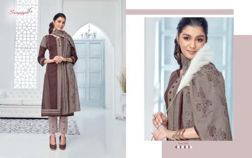 Surya Jyoti Trendy Cotton 4714 Price - 465