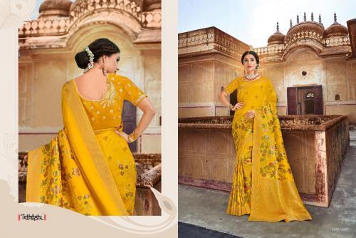 Tathastu Saree 3507 Price - 4165