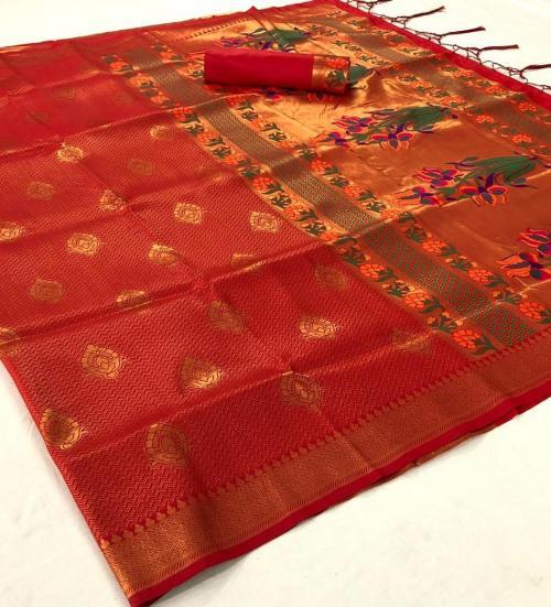 Rajtex Kamaakya Silk 149003 Price - 1615
