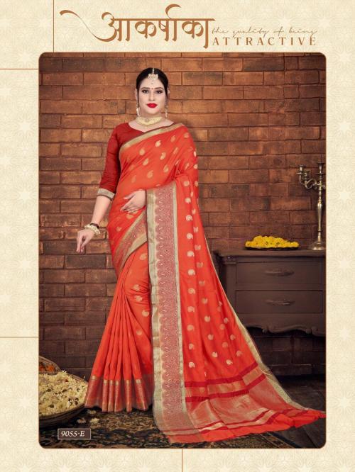 NP Saree Shrusthi 9055 E Price - 825