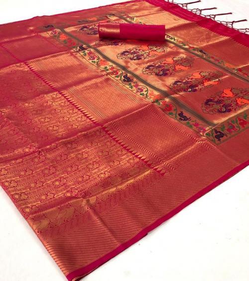 Rajtex Kamaakya Silk 149001 Price - 1615
