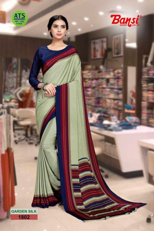 Bansi Fashion Garden Silk 1802 Price - 725