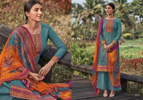 Sweety Fashion Patola 1001-1008 Series