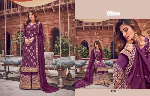 Swagat Violet 6709 Price - 2555