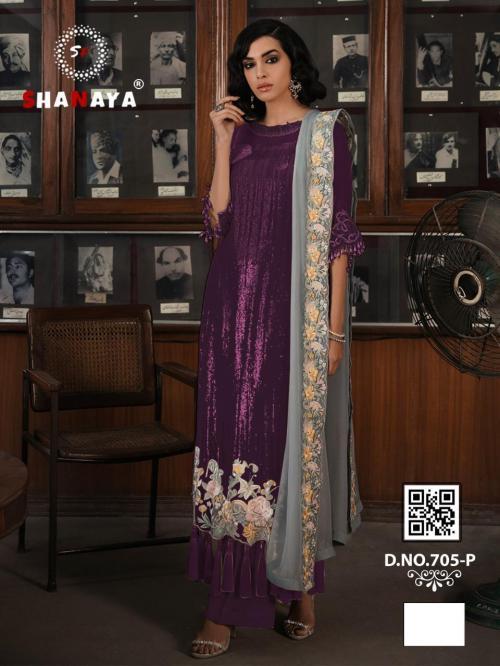 Shanaya Rose Hit Design 705-P Price - 1399