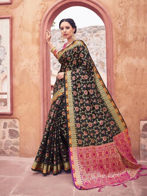 Elina Fashion Noorjha Silk 2071 Price - 1190