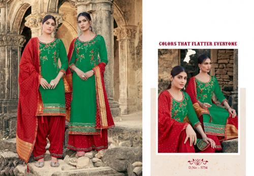 Kessi Fabric Lashkara 5754 Price - 940