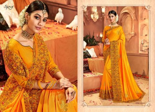Saroj Sarees Nupur 470003 Price - 1325