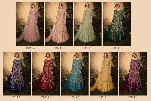Maisha Maskeen Saumya 10011 Colors  Price - 19800