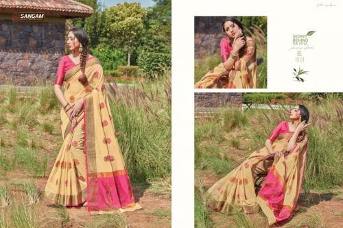 Sangam Prints Sheesha 1001 Price - 1049